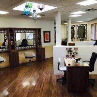 Hair & Nail Salon at The Spa