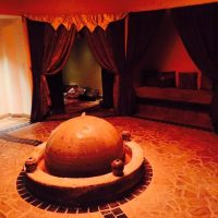 The Kiva Relaxation Room at The Spa